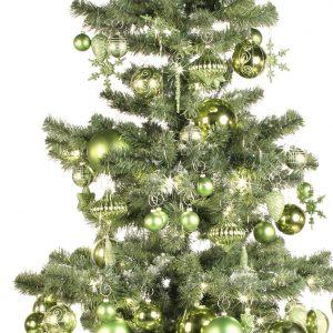 Tannenbaum geschmückt